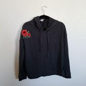 xl woman hooded sweatshirt